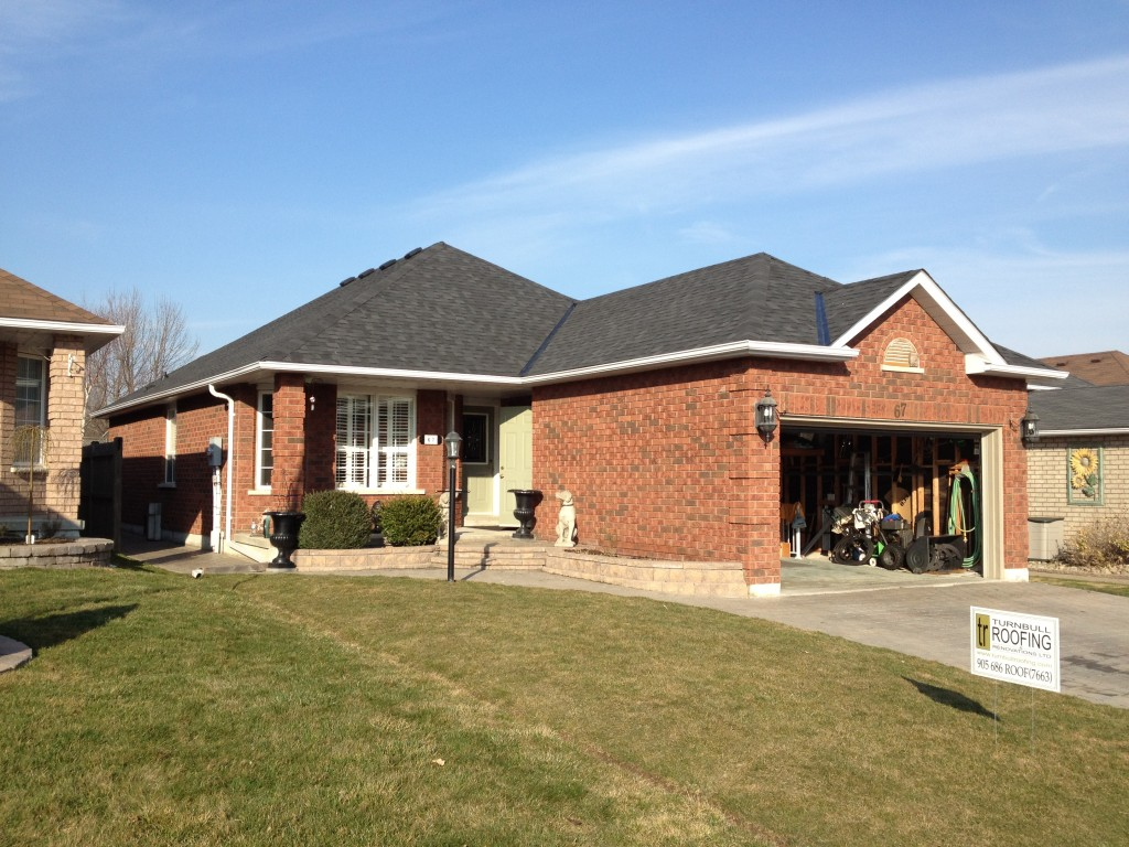 roofing in Bowmanville